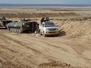 Quân đội Syria tăng cường lực lượng tấn công ở phía đông Aleppo