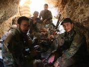 Video chiến sự Syria: Chôn sống cả trăm phiến quân dưới đường hầm