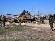 Video chiến sự Syria: Pháo tăng xé tan chiến binh IS, kinh hoàng bắn tỉa