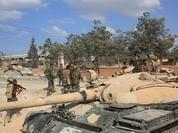 Quân đội Syria tiến hành phản kích giành lại các địa bàn đã mất ở Aleppo - VIDEO