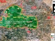Vệ binh Syria dồn phiến quân vào chảo lửa ngoại ô Damascus