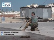 Video chiến sự Aleppo: Trận chiến khốc liệt giành giật quận Miniyan