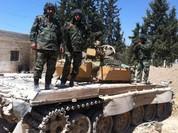 Video chiến sự Aleppo: Quân đội Syria phản công quyết liệt lực lượng Hồi giáo cực đoan