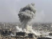 Chùm video chiến sự: Quân đội Syria đánh dồn dập, phiến quân mở đường máu