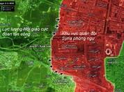Chiến sự Syria: Phiến quân tấn công dữ dội tây Aleppo (video)