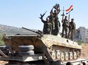 Quân đội Syria tấn công, chiếm chốt phiến quân ở tỉnh Hama