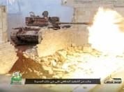 Lực lượng Hồi giáo cực đoan pháo kích man rợ hủy diệt khu vực Tây Aleppo