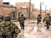 Chùm video chiến sự: Hỏa lực Syria gầm thét giáng trả phiến quân tấn công