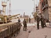 Phiến quân Hồi giáo liên tục bắn phá các quận dân cư Aleppo