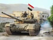 Quân đội Syria đập tan cuộc tấn công của phiến quân Hồi giáo ở Hama