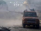 Chiến sự Syria: Phiến quân dùng vũ khí hóa học tấn công quân chính phủ