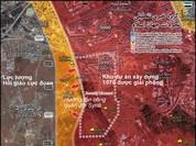 Video chiến sự Aleppo: Quân đội Syria chiếm hai cao điểm, diệt hàng loạt phiến quân