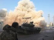 Chùm video chiến sự Syria: Ác chiến dữ dội ở Aleppo, Deir ez Zor