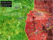 Chiến sự Aleppo: Đập tan tuyến phòng thủ, quân đội Syria thừa thắng diệt địch