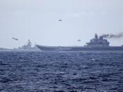 Quân đội Syria san phẳng căn cứ IS, tàu sân bay Nga sẵn sàng tấn công Aleppo