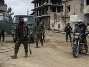 Phiến quân sử dụng vũ khí hóa học tấn công quân đội Syria