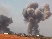 Không quân Syria đập tan đợt tấn công của phiến quân ở Hama