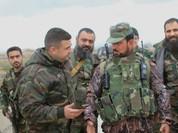 """Chùm video chiến sự Aleppo: Tư lệnh """"Hổ Syria"""" tuyên bố đập tan mọi âm mưu phiến quân"""