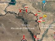 Chùm video chiến sự: IS tử chiến Mosul, thảm bại cận kề
