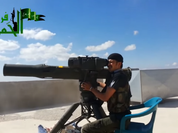 """Không quân Syria tấn công """"phẫu thuật"""" diệt 10 tay súng thánh chiến ở Aleppo"""