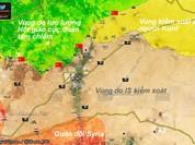 Trận Stalingrad Syria: Mỹ-Thổ xí phần, quân đội Syria tứ bề thọ địch