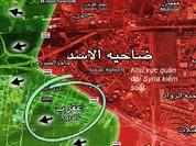 """""""Hổ Syria"""", Hezbollah bất ngờ đánh chiếm một quận ở Aleppo"""