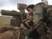 Quân đội Syria bẻ gãy cuộc tấn công của IS chiếm sân bay Deir ez Zor (video)