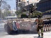 Cụm binh lực Syria bất ngờ tập kích IS ở Aleppo