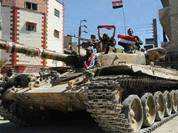 Quân đội Syria đột phá tuyến phòng ngự phía nam Aleppo