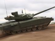 """Siêu xe tăng Armata đã mạnh lại thêm """"mắt thần"""" trên không"""