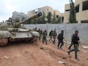 """""""Hổ Syria"""" càn quét chiến binh tử vì đạo, quân đội Syria khống chế đông Aleppo"""