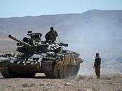 Quân đội Syria tấn công giải tỏa tuyến đường quốc lộ Homs - Damascus