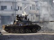 Chảo lửa Aleppo: Vệ binh Syria, quân Palestine công kích tuyến phòng thủ thánh chiến