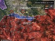 Quân đội Syria bất ngờ thất bại trên chiến trường Latakia