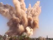 Không quân Nga dội bom tiêu diệt phiến quân thánh chiến ở Hama