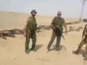 Video: Hàng trăm chiến binh IS chết la liệt sau trận đánh