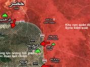Quân đội Syria đẩy mạnh tấn công trên cao nguyên Golan