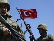 Thổ Nhĩ Kỳ khai hỏa tấn công quân đội Syria yểm trợ phiến quân