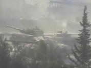 Chùm video chiến sự Syria: Kinh hoàng những trận chiến đường phố