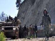 Syria ra tối hậu thư buộc phiến quân ở ngoại vi Damascus đầu hàng