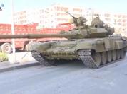 """""""Hổ Syria"""", Diều hâu sa mạc dồn dập tấn công các quận phía đông Aleppo"""