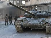 """""""Hổ Syria"""" dồn dập tấn công phiến quân ở đông Aleppo"""