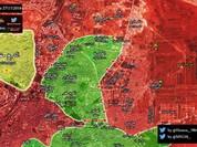 Quân đội Syria ồ ạt đánh chiếm hàng loạt quận tại tử địa Aleppo