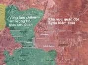 Quân đội Syria đánh chiếm thêm một quận ở đông Aleppo