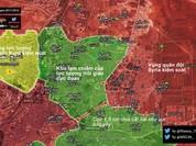 Quân đội Syria chiếm quận then chốt, siết chặt vòng vây đông Aleppo