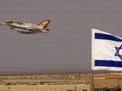 Israel không kích IS trên cao nguyên Golan