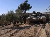 Chiến sự Syria: Phiến quân Hồi giáo tấn công lớn vùng ngoại vi Damascus