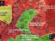 Quân đội Syria dồn dập tấn công, giải cứu 10.000 dân thường ở Aleppo