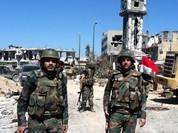 Video chiến sự Syria: Cận cảnh tử địa Aleppo trong khói lửa