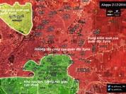 Quân đội Syria tiến hành giai đoạn 2 chiến dịch giải phóng Aleppo